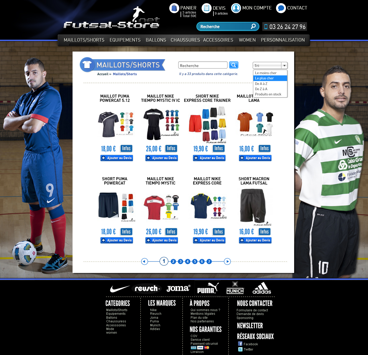 maquette-site-futsal-store-categorie