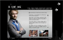 Site internet De Saint Ange